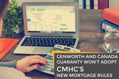 "Following the statement of CMHC's brand-new home loan regulations last week, Canada's various other two home loan insurance firms, Genworth Canada and Canada Guaranty, validated Monday they will not be complying with CMHC's lead.  "" Genworth MI Canada Inc. ... verifies that it has no strategies to transform its underwriting policy pertaining to financial debt solution proportion restrictions, minimum credit report as well as down payment demands,"" the firm stated in a launch. Sales And Marketing, Real Estate Marketing, Good Credit Score, Credit Report, Financial Institutions, Debt, The Borrowers, Over The Years, Adoption"