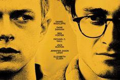Kill Your Darlings Trailer mit Daniel Radcliffe und Dane DeHaan - Blogbusters #KillYourDarlings