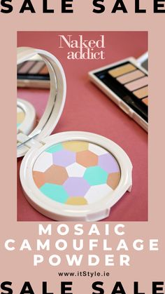 Discount to our 'Naked Addict' Collection www. Eyeshadow Palette, Mosaic, Addiction, Naked, Nail Polish, Cosmetics, Collection