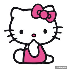 Free Vector Hello Kitty Image Preview