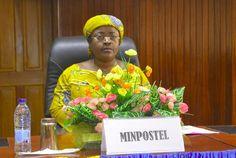 #Cameroun: Le Minpostel pointe les faiblesses de Jean Louis Beh Mengue: Minette Libom Li Likeng a révélé hier à #Yaounde dans le… #Team237