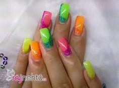 Výsledek obrázku pro gelové nehty 2014 trendy