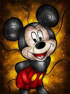 Mouse Of The House by mandiemanzano.deviantart.com on @DeviantArt