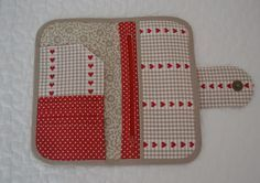 39. Tutorial cartera portadocumentos (Momentos de Costura)