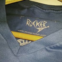 Vem novidade por aí!!! Nova fase da Rocker \m/ #rocker #userocker #usemodarocker #tshirts #rockstar #moda #coleçãonova #marca