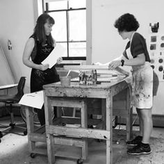 Artist's Book Residency Grant - Women's Studio Workshop : Women's Studio Workshop