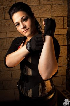 Angel Dust from Deadpool Cosplay http://geekxgirls.com/article.php?ID=6820