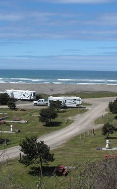 Westport Beach RV Park