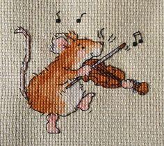 Fiddler Field Mouse.