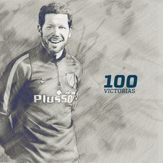 100 Victorias del Cholo Simeone en La Liga con el Atletico de Madrid