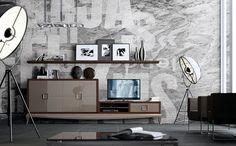 Muebles Portobellostreet.es: Ambiente Salón New Bauhaus - Ambientes de Salón de Diseño - Muebles de Diseño