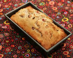 Coconut & Lime // recipes by Rachel Rappaport: Cranberry-Cranberry Bread
