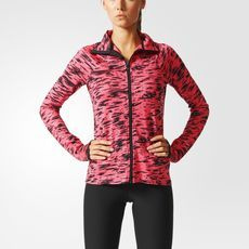 adidas - Campera de Training Gym Style Mujer
