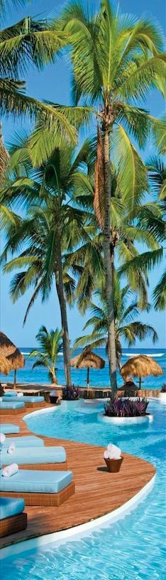Zoëtry Agua Punta Cana in the Dominican Republic • photo: Zoëtry Agua Punta on Zoetry Resorts