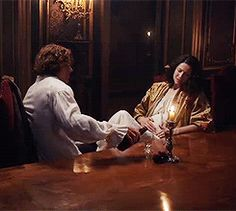 """bbgirlravenclaw: """" The Frasers, Outlander, S2 (x) """""""