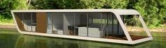 Boat house Rhomboid visualisation