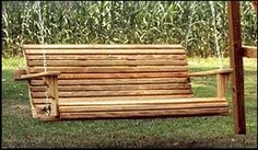 The Plantation Swing Woodworking Project Plan