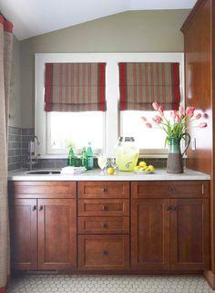 I do like these cabinets