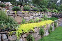 Simple Landscaping Retaining Walls Design Ideas