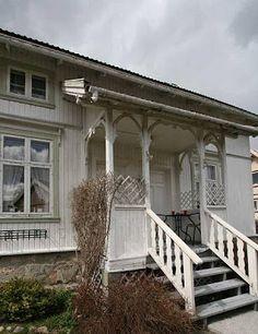 Bestefars verksted: Idyll....... Norwegian homes and houses.