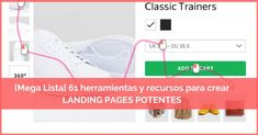 Herramientas para crear Landing Pages. Te comparto una serie recursos y herramientas para que crear y optimizar landing pages ¡Sigue Leyendo! Map, Tools, Create, Location Map, Maps