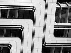 WU II in Wien by Johannes Scherwitzl on Vienna, City, Architecture