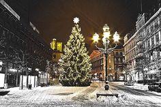 Christmas in Sweden.