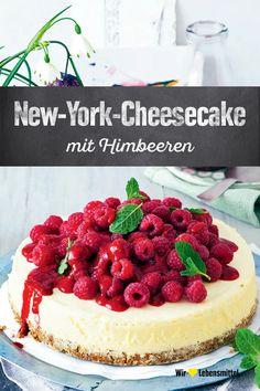 Das New York Cheesecake Rezept bietet eine abwechslungsreiche Alternative zum kl… The New York Cheesecake Recipe offers a varied alternative to the classic cheesecake recipe York Cheesecake Cheesecake Factory Recipe Chicken, Perfect Cheesecake Recipe, Turtle Cheesecake Recipes, Classic Cheesecake, Plain Cheesecake, Cheesecake Cookies, Newyork Cheesecake, New York Cheesecake Rezept, Chocolate Cookie Recipes