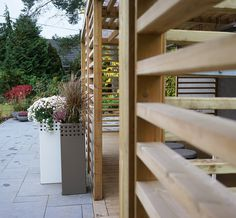 DS_tett på_1000 Pergola, Arch, Stairs, Outdoor Structures, Garden, Home Decor, Nature, Summer, Longbow