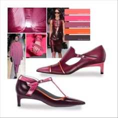 SHOE TRENDS 2014 | Shoes Trend Book AW 2014/2015 - Accessoires/shoes - Styling ...