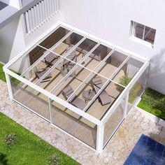 Giardini di Inverno Sunroom modello Puro