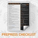 Don't send your graphic designs to the printer before reading this print-ready checklist for prepress graphics!