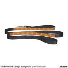 Gold Star with Orange Background Dog Leash This design is available  on many products! Click the link and hit the 'Available On' button near the product description to see them all! Thanks for looking!  @zazzle #star #pattern #decor #home #design #dog #bed #pet #animal #friend #family #accessory #accessories #buy #sale #shop #shopping #owner #fun #sweet #fido #woof #awesome #cool #chic #modern #style #bed #collar #leash #bowl #tag #color #blue #navy #black #purple #orange #grey #gray #gold…