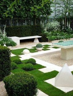 Haute Jardin