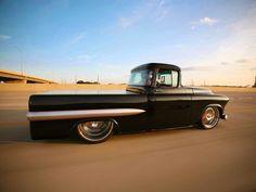 57/58 Chevrolet Apache Fleetside