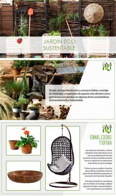 #Jardín #Eco #Sustentable #Ideas