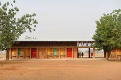 Kéré Architecture · Gando School Extension