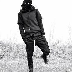mens black street fashion tumblr - Google 검색