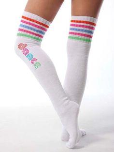 b3266ff053 Retro Classics! fabulous thigh-high socks by Sugar!! Toe Socks