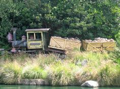 "Abandoned Nature's Wonderland - Mine train wreck - Disney.,(Opening in 1976, Disney's River Country was Walt Disney World's first water park. Then in 2001 Disney shut down the park for what they called ""maintenance."" In 2005 it was announced that River Country's gates would never be opened again."