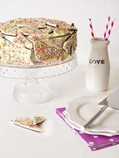 Ванильный торт » Кулинарные рецепты