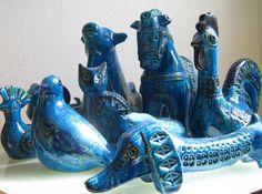ALDO LONDI REMINI BLUE BY BITOSSI IN FREAK HANSEN
