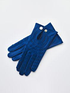 Hamerli STÉPHANIE UNE | BLEU nappa leather 249 EUR
