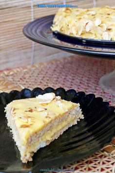 Csak, mert szeretem... kreatív gasztroblog: SVÉD MANDULATORTA AZ IKEÁS CSODA SÜTI Cake Recipes, Delish, Cheesecake, Food And Drink, Pie, Sweets, Bread, Baking, Cakes