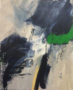 Bernadette Morand  Acrylique sur toile  Juin 2016  162x130 cm