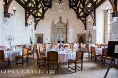 Wiston House Wedding Reception Great Hall
