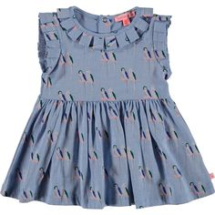 KIEKEBOE Dress PoppiFred & Ginger children's clothing and baby clothing