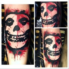 Image result for misfits tattoo