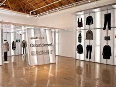 Nike, Hurley & Otis College 'Considered' Exhibit Centers on Salvation #ecofriendly #fashion trendhunter.com