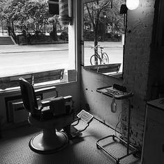 Blind Barber, East Village. (at The Blind Barber)